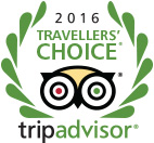 2016 TripAdvisor Travellers Choice