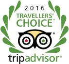 2016 TripAdvisor Travellers Choice
