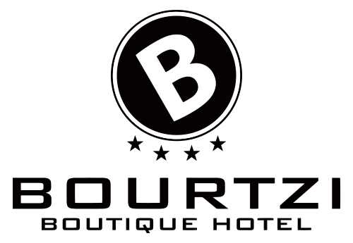 Full Logo - Bourtzi Boutique Hotel