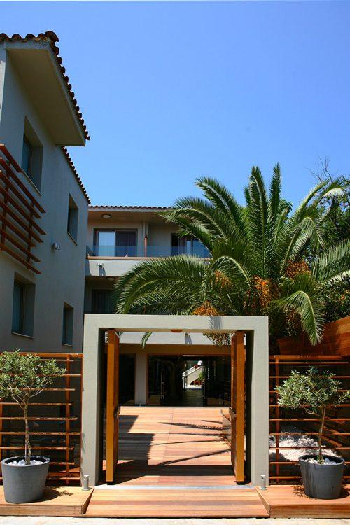 Bourtzi Hotel - Skiathos, Greece