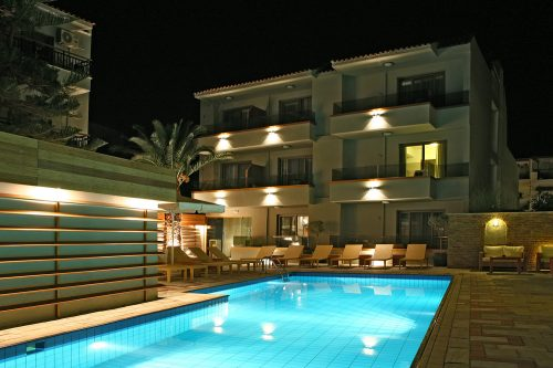 The Pool - Bourtzi Boutique Hotel - Skiathos, Greece