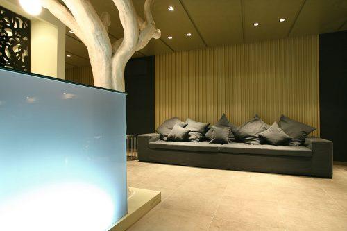 Reception - Bourtzi Hotel