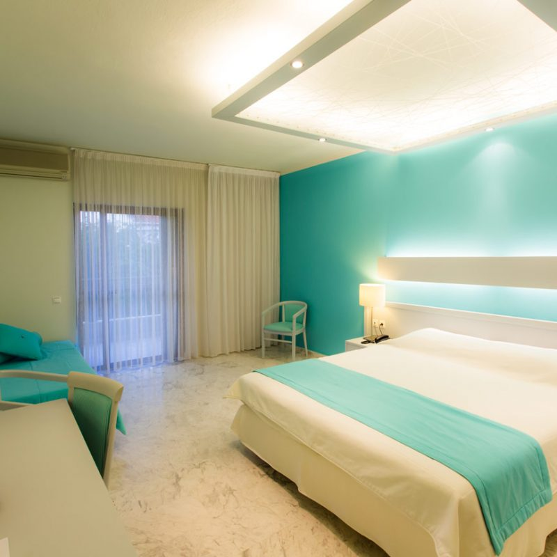 Superior Rooms - Bourtzi Boutique Hotel in Skiathos