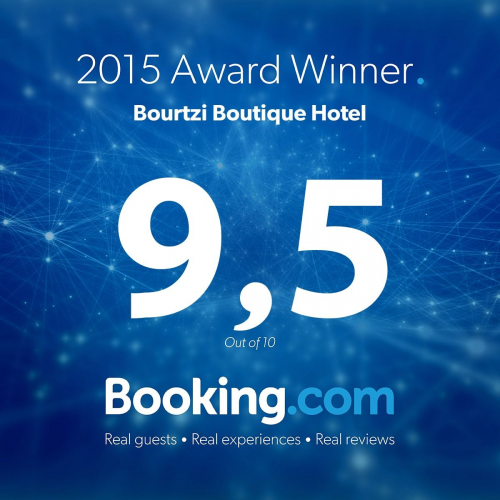 Hotel in Skiathos Award Winner 2015 Booking.com